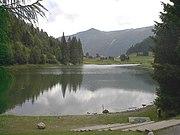 Lac de Morgins