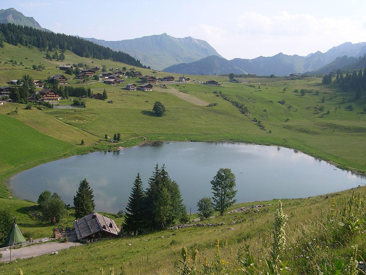 Lac Des Confins Wikipedia
