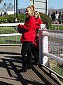 Ladies in red, Cheltenham Festival 2017 (33457213655).jpg
