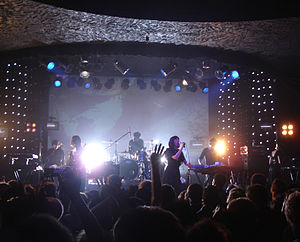 Ladytron - Ladytron live in Seattle (2006)