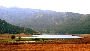 Sila National Park - Image: Lago Ariamacina