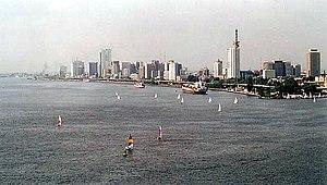 Lagos - Skyline of Lagos