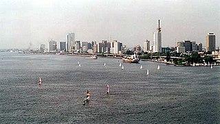 Lagos Island LGA in Lagos State, Nigeria