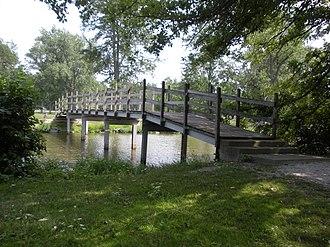 Lake Loramie State Park - The Lake Loramie Bridge