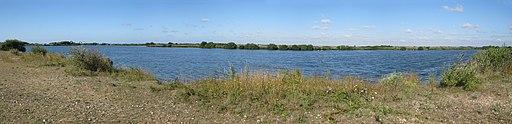 Lake at Dungeness National Nature Reserve - geograph.org.uk - 1997204