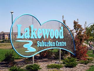Lakewood Suburban Centre, Saskatoon Neighbourhood in Saskatoon, Saskatchewan, Canada