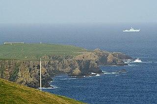 Shetland Space Centre Proposed spaceport in Scotland