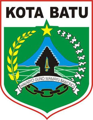 Kota Batu, Indonesia - Image: Lambang Kota Batu