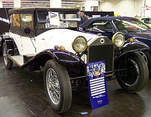 Lancia Lambda - Image: Lancia Lambda white vr TCE