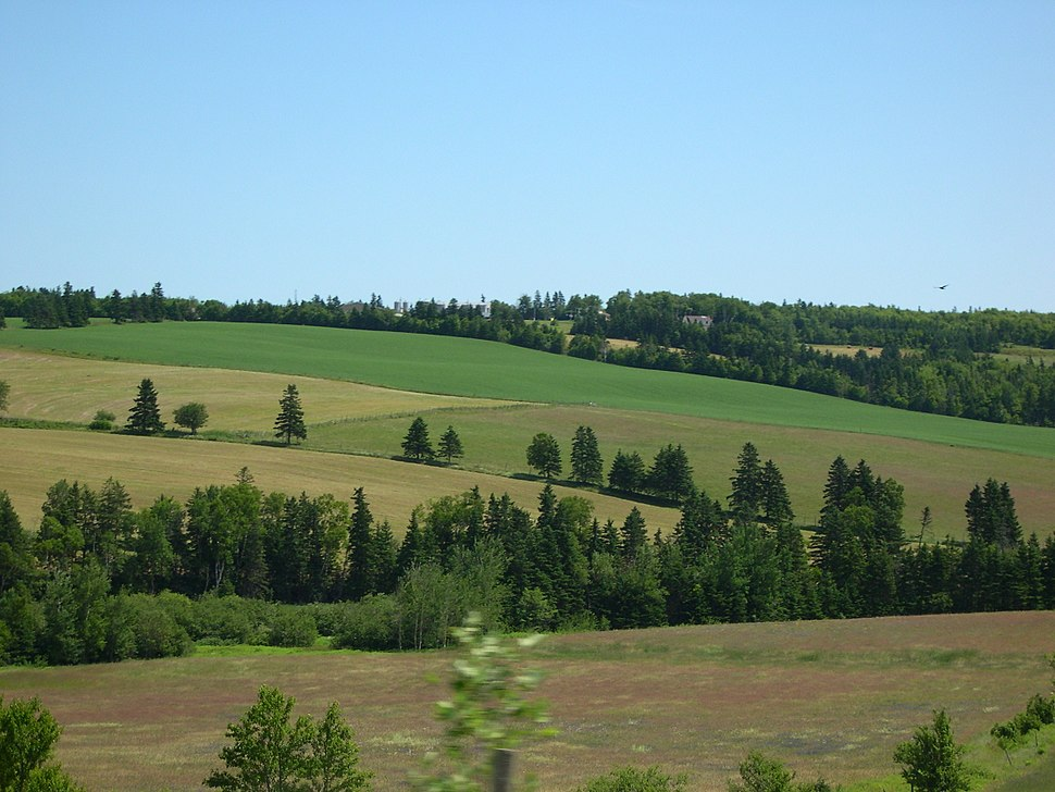 Landscape of PEI