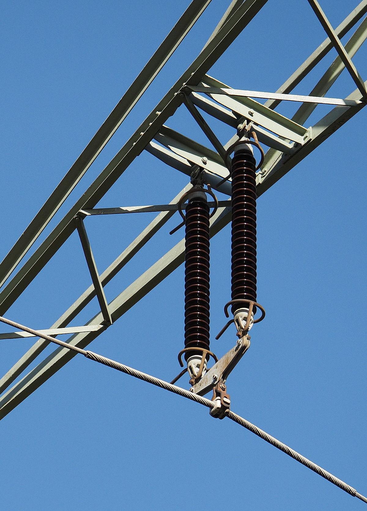 Isolator (Elektrotechnik) – Wikipedia