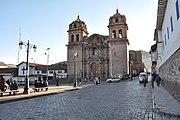 Lascar Iglesia de San Pedro (Cuzco) (4578184162) .jpg