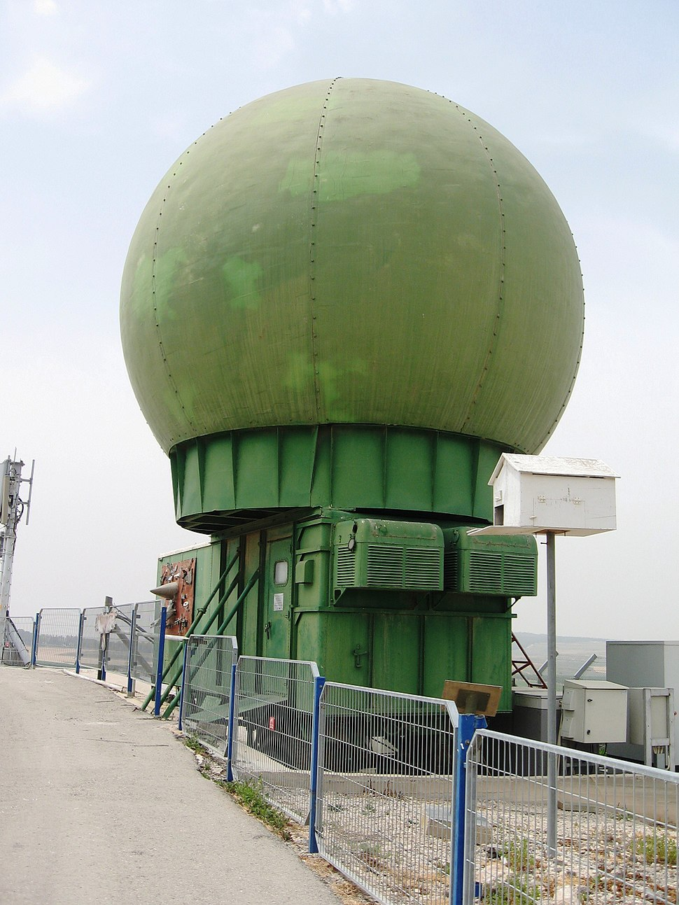 Latrun Radar 1