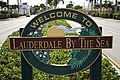 Lauderdale By The Sea Welcome Sign.jpg