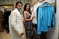 Launch of men's wear 'Pegasus' 05 Karnvir Bohra, Teejay Sidhu.jpg