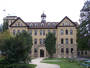 St. Lawrence Seminary High School - Laurentianum