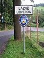 Lazne Libverda - vjezd do obce.jpg