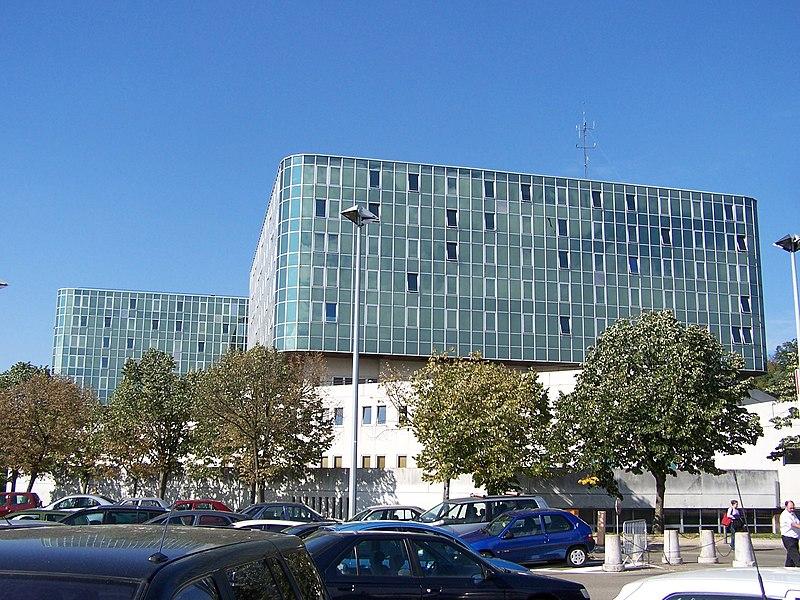 Centre hospitalier de Versailles André Mignot au Chesnay (Yvelines, France)