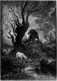 Le Loup et l'Agneau par Gustave Moreau.png