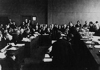 Erik Colban - Image: League of Nations Session Manchurian Crisis 1932