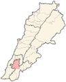 Lebanon districts Nabatiye.png