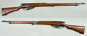 Lee–Metford - Lee–Metford rifle