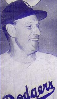 Leo Durocher American baseball player and coach