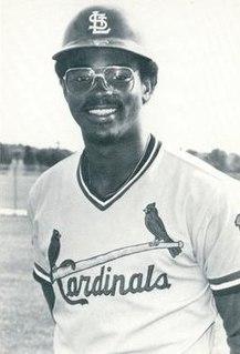 Leon Durham American baseball player & coach