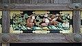 Les singes de l'écurie sacrée du sanctuaire shinto Toshogu de Nikko (Japon) (42480942344).jpg
