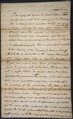 Letter from B. Henry Latrobe, Architect (1800), page 1.tif