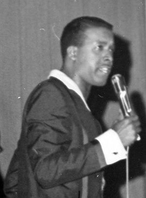 Levi Stubbs - Stubbs performing in 1967