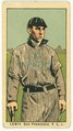 Lewis, San Francisco Team, baseball card portrait LCCN2008677336.tif