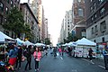Lexington Avenue street market, Manhattan, Oct 2017 1.jpg