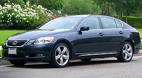 2008 lexus gs 350 horsepower