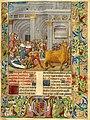 Liénard de Lachieze Missel romain copié en 1492 - Martyre de saint Saturnin de Toulouse.jpg