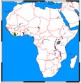 Liberiictis kuhni range map.png