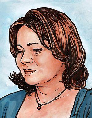 Libuše Šafránková - Libuše Šafránková (drawing)