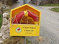 Life saving ring at Killurin Quay - geograph.org.uk - 1268315.jpg