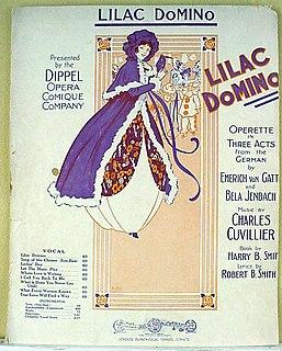 <i>The Lilac Domino</i> opera