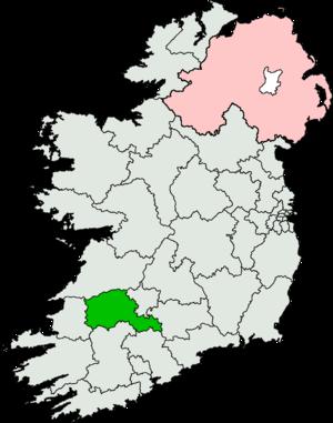 Limerick West (Dáil Éireann constituency) - Image: Limerick West (Dáil Éireann constituency)