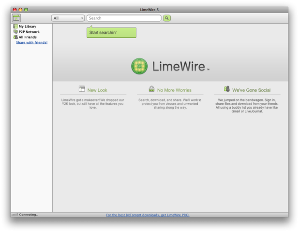 Limewire dating