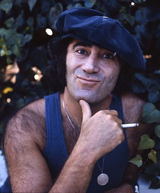 Lionel Bart - Lionel Bart in 1973