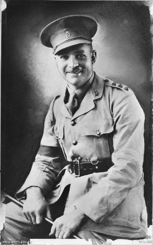 Lionel Matthews - Captain Lionel Colin Matthews