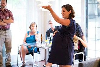 Lisa Bender - Lisa Bender at a campaign event in 2013