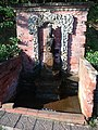 Little world, Aichi prefecture - Gentry House of Bali in Indonesia - Fountain.jpg
