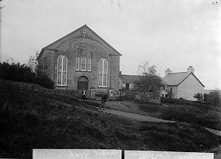 Llangloffan chapel (Bapt), Granston