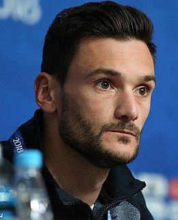 Hugo Lloris French association football player