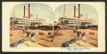 Loading a Mississippi steamer, New Orleans, La, from Robert N. Dennis collection of stereoscopic views.png