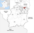 Locator map of Kanton Vigneux-sur-Seine 2019.png