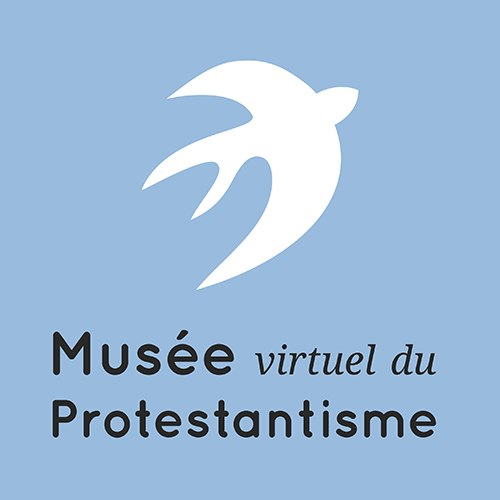 Logo of the Virtual Museum of Protestantism.